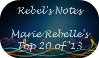 Rebel's Top 20 of 2013