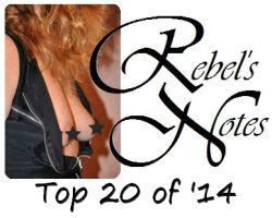 Rebel's Top 20 of 2014